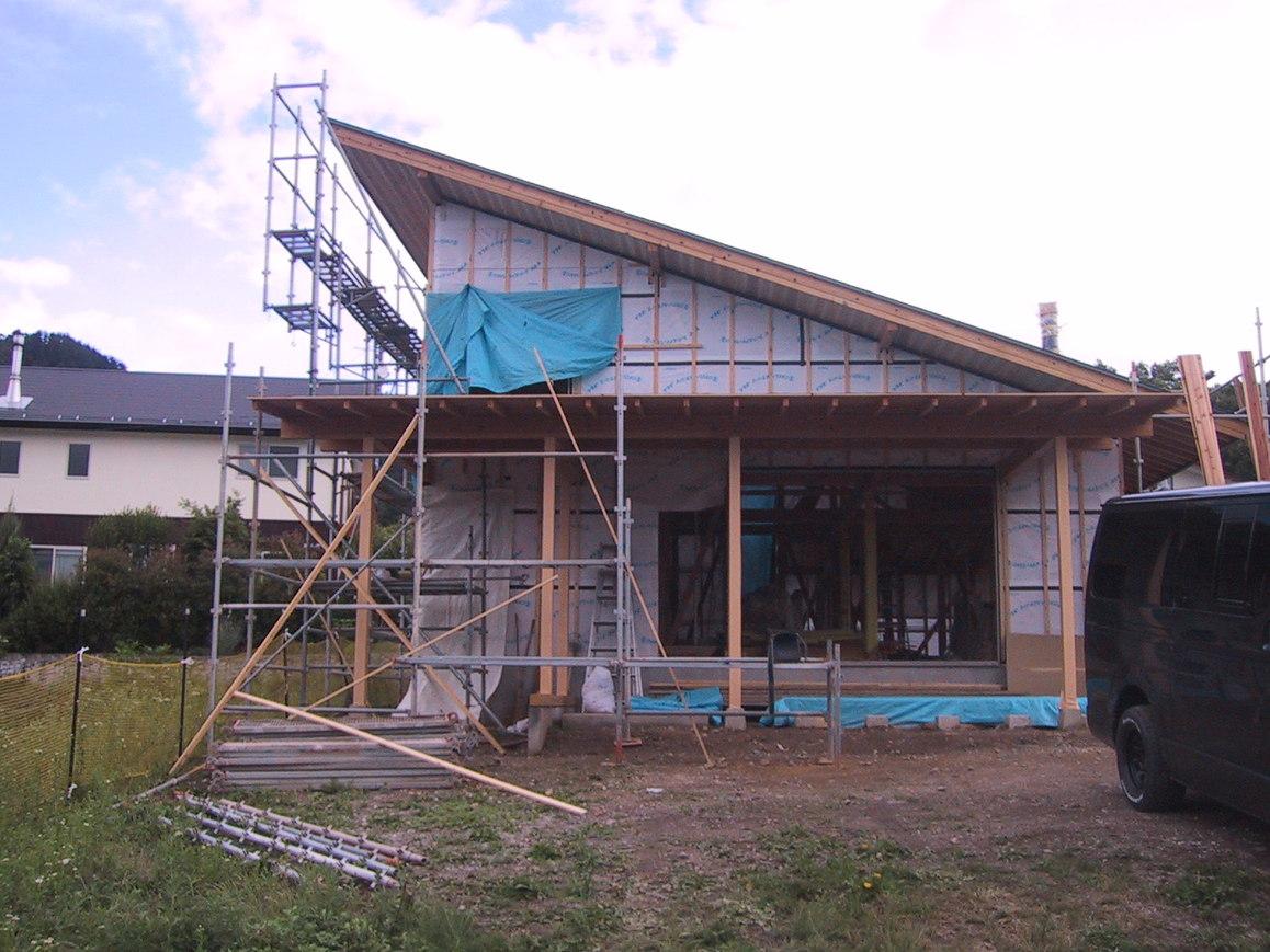 池田町W邸の状況_c0218716_17515220.jpg