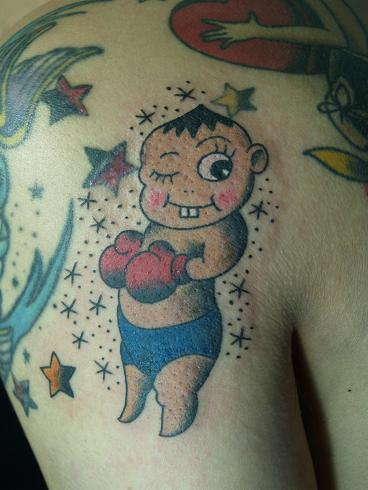 奈良 tattoo_a0164633_17475736.jpg
