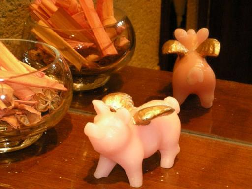 「ピンクの子豚」見つけた人には・・・_a0131349_21584923.jpg