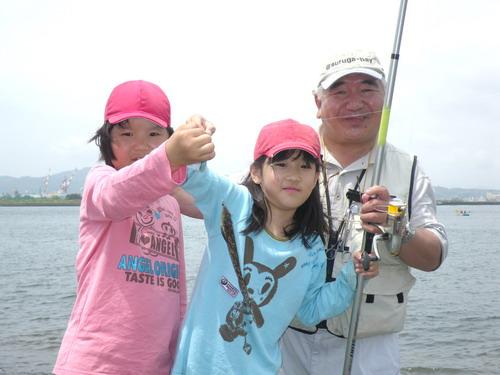 宮ヶ谷小学校環境体験釣り教室_f0175450_9394320.jpg