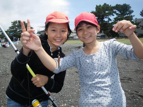 宮ヶ谷小学校環境体験釣り教室_f0175450_9404424.jpg