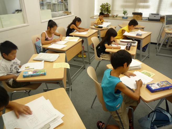 生徒の夏期講座獲得合戦_b0164659_2104549.jpg