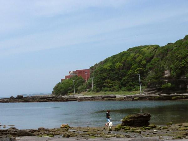 前々から約束ちてた海遊び♪〜_c0110361_16223699.jpg