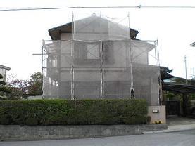 メンテナンスも含めた屋根と外壁の塗り替え― その1_d0165368_7573579.jpg