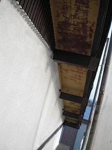 メンテナンスも含めた屋根と外壁の塗り替え― その1_d0165368_7594913.jpg