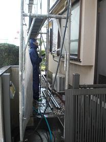 メンテナンスも含めた屋根と外壁の塗り替え― その1_d0165368_759935.jpg