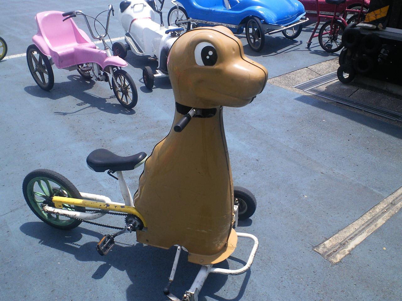 オットセイ自転車?_c0001670_20513698.jpg