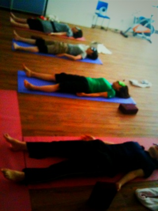 Chao Yogaの日_e0158970_2113839.jpg