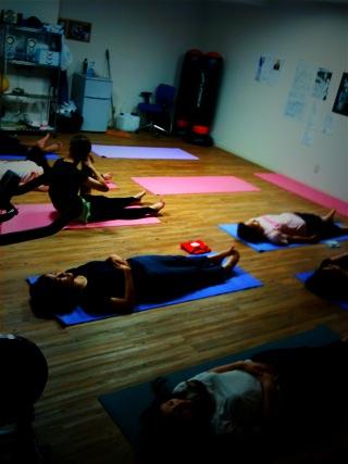 Chao Yogaの日_e0158970_21173770.jpg