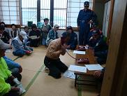 安登で防災訓練が行われました_e0175370_13574422.jpg