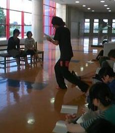 ■6/17(木)~カズオ抜きのデッサン、大井高校出張授業_a0137821_2314203.jpg