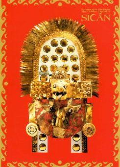インカ帝国のルーツ <黄金の都・シカン展>_c0011649_513660.jpg