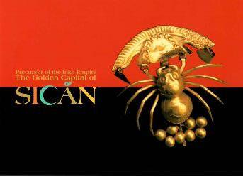 インカ帝国のルーツ <黄金の都・シカン展>_c0011649_5145534.jpg