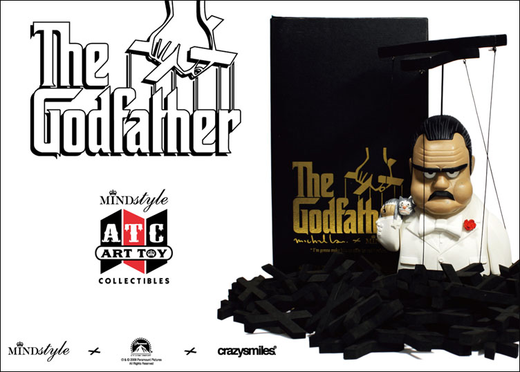 The Godfather 2.0 by Michael Lau_e0118156_16131561.jpg