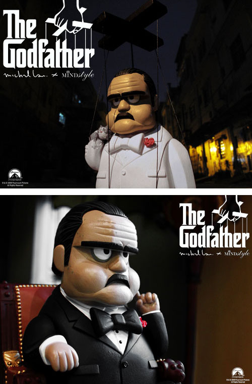The Godfather 2.0 & Classic Ver. set by Michael Lau_e0118156_16213039.jpg
