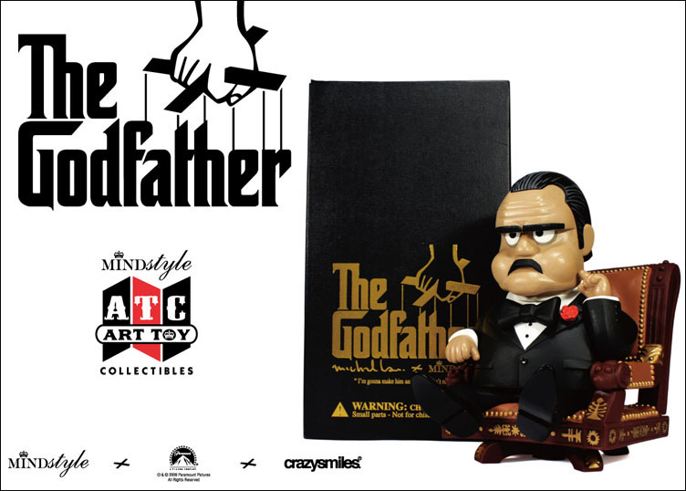 The Godfather Classic Ver. by Michael Lau_e0118156_1674395.jpg