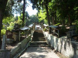 八剣神社(1)ヤマトタケルをもてなした一族の神社があった_c0222861_13544634.jpg