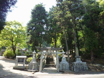 八剣神社(1)ヤマトタケルをもてなした一族の神社があった_c0222861_1410625.jpg