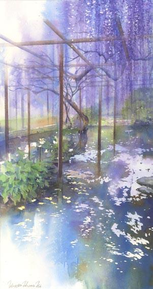 Purple Rain 制作工程3 UP_f0176370_772575.jpg