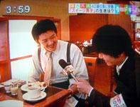 HBCテレビ「今日ドキッ!」(2010年6月17日)