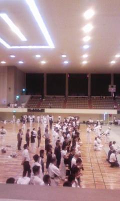 山形県警察逮捕術大会の見学へ行ってきました_f0168392_039065.jpg