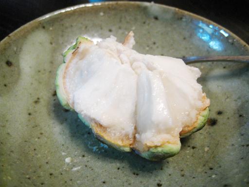 シャカトウ果肉