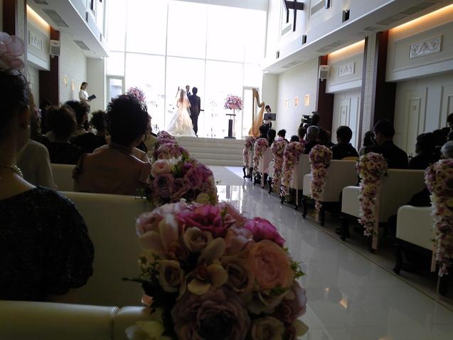 ☆Happy wedding☆_a0059209_21584278.jpg