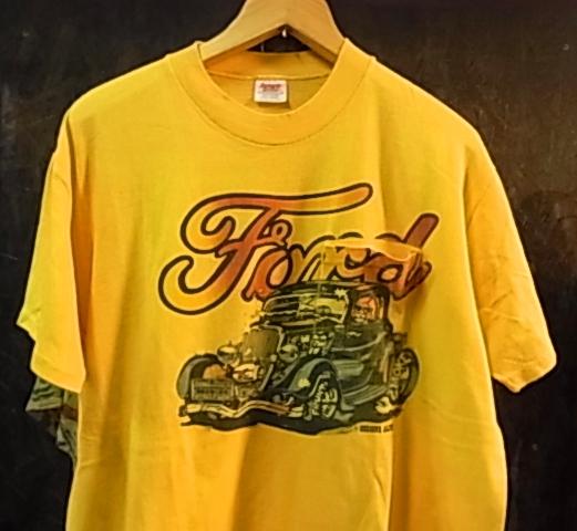 70年代 FORD Tシャツ!_c0144020_154589.jpg