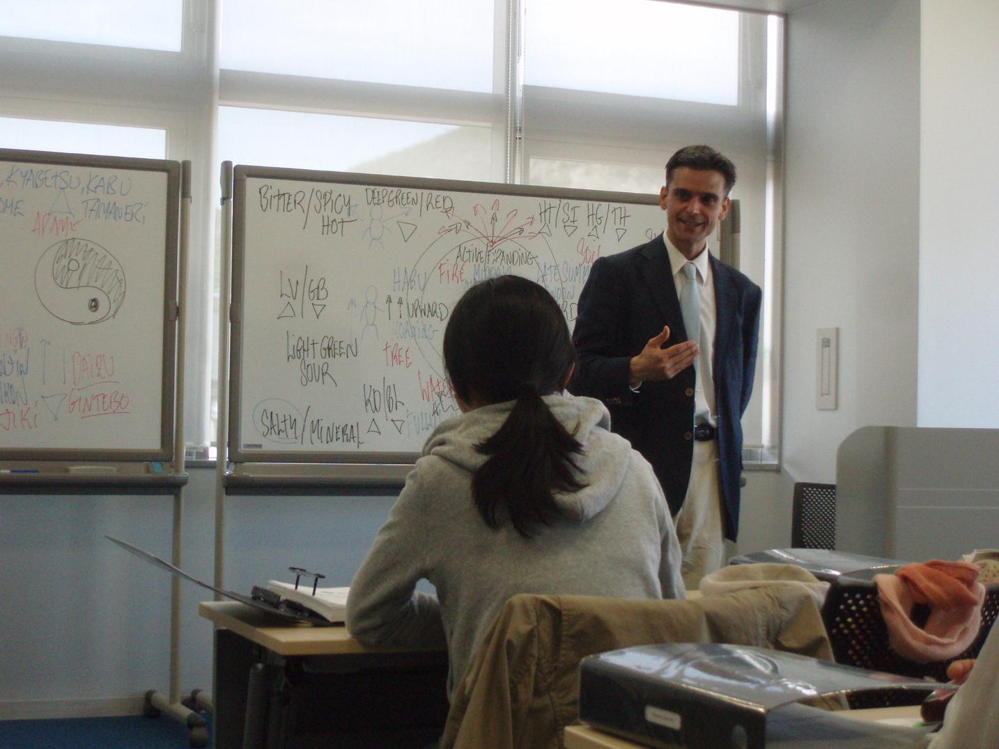 日本滞在記⑦ 広島レベル2の講義と調理実習_f0095325_13194183.jpg