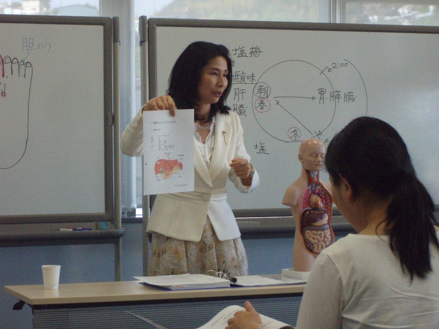 日本滞在記⑦ 広島レベル2の講義と調理実習_f0095325_1321196.jpg