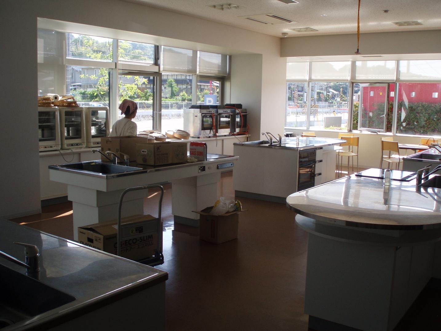 日本滞在記⑦ 広島レベル2の講義と調理実習_f0095325_2035449.jpg