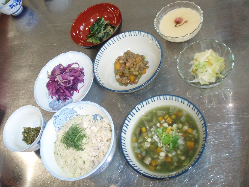 日本滞在記⑦ 広島レベル2の講義と調理実習_f0095325_20383024.jpg