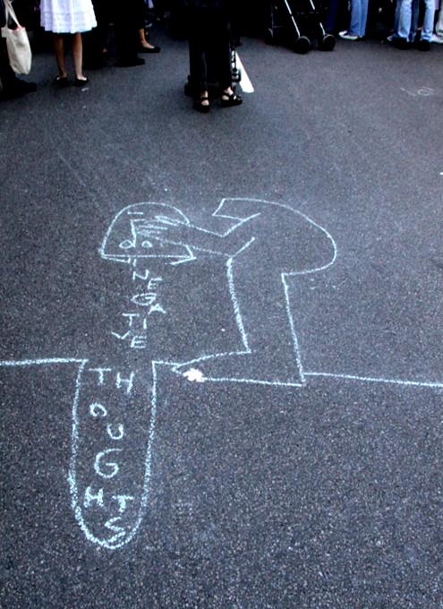 Museum Mile Festivalで見かけたデラベガさん作品集_b0007805_2227512.jpg
