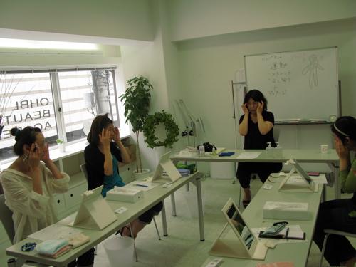 京都OHBLでビューティーレッスン_f0046418_14473544.jpg