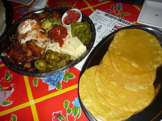 メキシコ料理 Que Rico_b0054727_11172261.jpg
