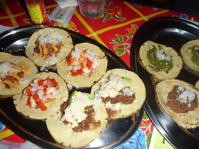 メキシコ料理 Que Rico_b0054727_111913100.jpg