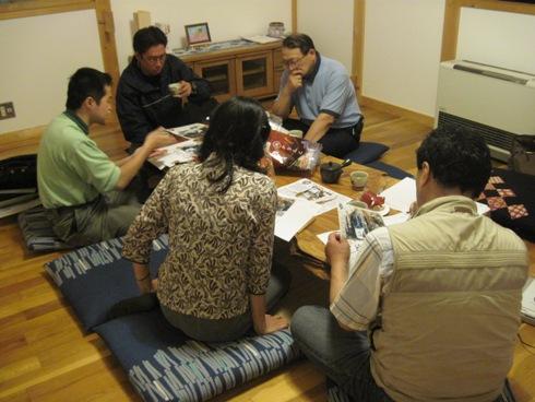 実行委員会開催「ポスターデザイン決定」!_b0140235_10232118.jpg