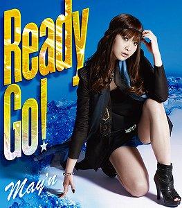 TVアニメーション「オオカミさんと七人の仲間たち」OPテーマ May'n『Ready Go!』2010.7.28 On Sale!_e0025035_1893725.jpg