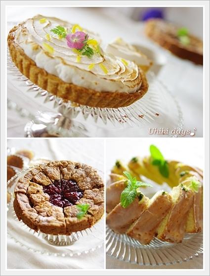 お祝いのHappy Sweetsたち♪_f0179404_974196.jpg