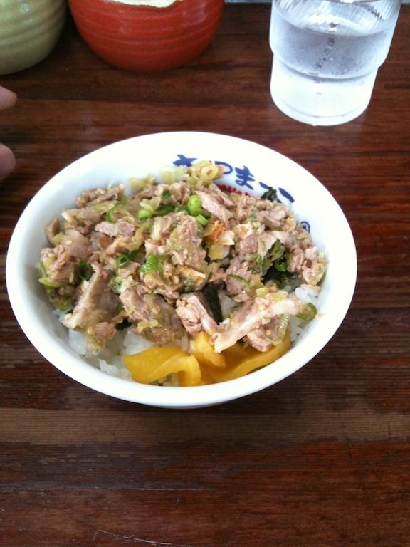 【喰】つけ麺&ぶためし_f0141609_232047.jpg