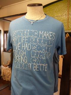 新作Tシャツ  ~SURFING~_d0108933_14462732.jpg