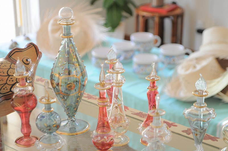 エジプト香水瓶_a0141134_21534847.jpg