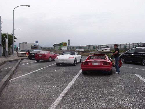 Z4納車&Ferrari328納車&うなよしツーリング_b0071543_18181738.jpg
