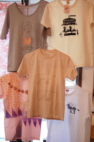 Tシャツ展、ありがとうございました!_a0043747_2045441.jpg
