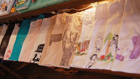 Tシャツ展、ありがとうございました!_a0043747_2052183.jpg