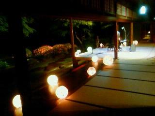 AKARIBA in 椿寿荘 2010_b0130512_1218427.jpg