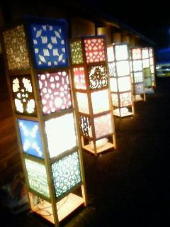 AKARIBA in 椿寿荘 2010_b0130512_121849.jpg