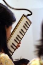 メロディカ トリオ コレクション 2010~鍵盤ハーモニカで綴る現代音楽~@WINDS CAFE_f0006713_4443684.jpg