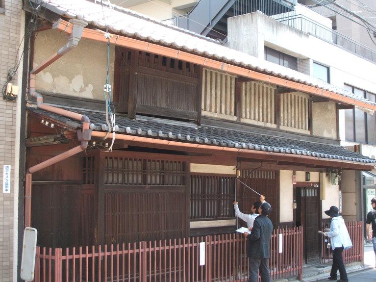 京町家案内人は仕事やプライベートで京町家や古民家などにお伺いする機会が多... 京町家案内人Bl