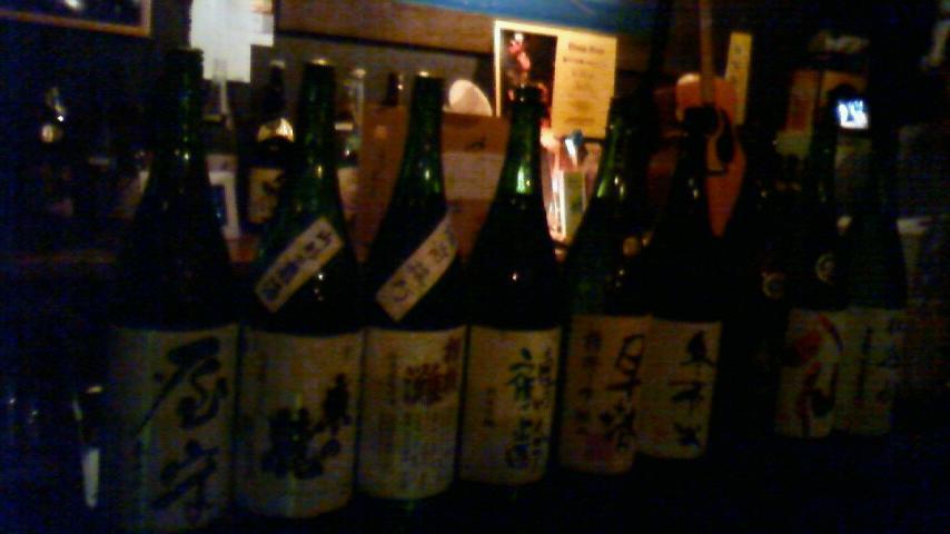 第1回 「Sheep Horn 日本酒Night」_e0173738_21474038.jpg